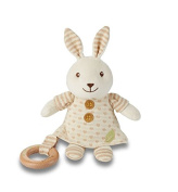 EverEarth 21cm Soft Plush Cuddle Rabbit Teddy Toy EE33695