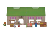 EverEarth Organic Shop Dolls House EE33609