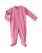 HALO ComfortLuxe» Coverall Silky Pink Cupcake 3-6M
