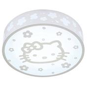 White Cartoon Cat Girl's Room Ceiling Lamp Creative Acrylic Baby Room Ceiling Lights LED Bedroom Ceiling Light