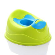 Kidoloop Easy Cleaning Xiong Da Potty Toilet Training for Children - Green