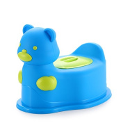 Kidoloop Dodi Bear Potty For Children Toilet Training With Lid