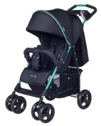 knorr-baby Vero 820001 Sports Pushchair with Baby Sleep Shade