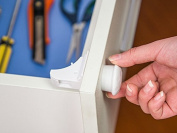 Joyworker Magnetic Cupboard Locks for Baby Care Child Proofing - No Tools Needed