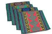 YSN Home Collection YSN29 - Towel 100% Cotton - 25 x 25 cm, green, 25 x 25 cm
