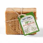 Aleppo soap 20% Laurel oil 200 g - La Maison du Savon de Marseille