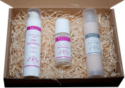 Myrto-Naturalcosmetics - PINK PALMAROSA BODY COLLECTION