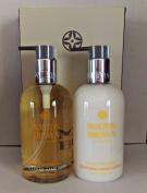 Molton Brown Lemon & Mandarin Hand Wash & Hand Lotion Duo
