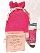 L'Occitane Rose Petite Gift Bag
