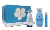 The Smurfs Smurfette Mania Gift Set 50ml EDP + 150ml Body Lotion + 8ml EDP Roll-On