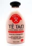 Te Tao Nourishing Conditioner 250ml for Dry or Damaged Hair with Ginseng Tea, Chinese Scullcap, Gardenia and Fleece Flower