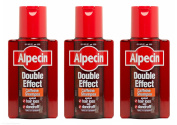 Multibuy 3x Alpecin Double Effect Caffeine Shampoo - 200ml