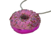 Pink Donut Hairband - Silly Old Sea Dog