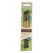Ecotools Eye Enhancing Duo Brush Set by Paris Presents