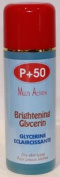 BRIGHTENING WHITENING LIGHTENING GLYCERIN MULTI-ACTION FOR DRY SKIN TYPES P+50 200ml