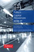 Tolley's Capital Allowances 2016-17