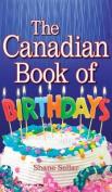 Canadian Book of Birthdays