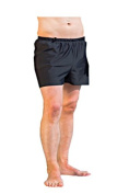Suprima Swimming Trunks for Men, with Built-in Protective Briefs, Size 8 (XXL), Pack of 1