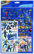 THUNDERBIRDS ARE GO! Mega Pack of Stickers - Over 150 Stickers