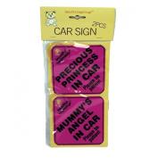 BEAUTIFUL BEGINNINGS Assorted Girls Car Signs