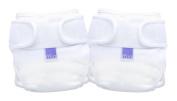 Bambino Mio, Miosoft Nappy Cover, White, Size 2