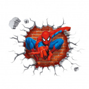 Spiderman Wall Sticker/ Decal 50cm*50cm
