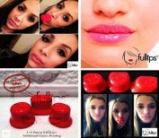 Fullips® USA Lip Plumping Enhancer - Authorised Original Fullips © - Naturally Fuller Bigger Plumper Sexy Pouty Lips - By Linda Gomez LARGE (Small, Medium, Large or Combo) Unique Reseller ID