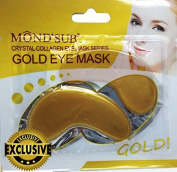 Exclusive Mondsub 30 Pairs Collagen Eye Mask Anti Wrinkle Bags Ageing Crystal Eyelid Patch