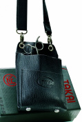 Takai Scissor Bag, 100 % Leather