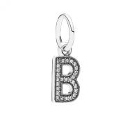 Pandora Pearl Cubic Zirconia Silver Jewellery 791314CZ