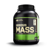 Optimum Nutrition Serious Mass, Chocolate, 2.7kg
