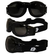 Birdz Eyewear Eagle Motorcycle Goggles