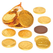 Chocolate Gold Coins - Perfect Stocking Filler for Children