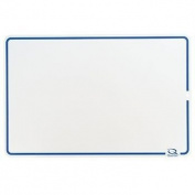 Quartet Education Dry Erase Lap Board with ComforTech Marker, 46cm x 30cm