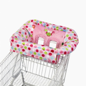 Taggies Cosy Cart Cover, Pink