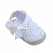 Coromose Baby Girls Kids First Walkers Prewalker Bow Shoes Sandals