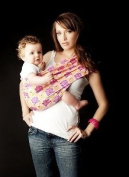Seven Everyday Slings Baby Infant Carrier Sling Size 4