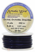 Orchid Artistic Craft Wire 18 Feet 5.48 Metres Jewellery Beading Crafts 20 Gauge