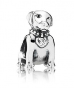 Pandora Labrador Dog Charm