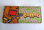 Cartoon Domo kun Child Purse Wallet