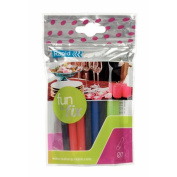 Rapid RP23835900 | Coloured Glue Sticks | 7mm | 20 Sticks