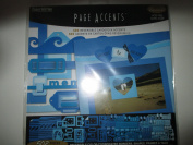 Paperbilities Page Accents 502 pieces Royal