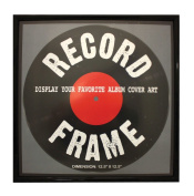 Vinyl Album Record Cover Display Frame 32cm x 32cm