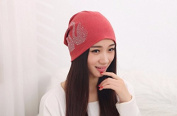 Beanies Women New Fashion Women's Hats Solid Colour Set with Diamonds Beanie Knitted Cap Winter Hat 7 Colours Gorros Top Quality