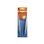 Pony P52669 | ABS Plastic Fixed Circular Knitting Needle/Pin 10mm x 100cm