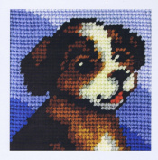Embroidery Kit: Puppy