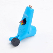 Ego rotary Tattoo Machine Motor Gun for Liner and Shader Lightweight Plastic Frame Blue colour