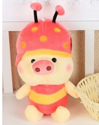 Pig Pig Cute Plush Toy Doll Bee Lovers Valentine Gift Doll Plush Pig