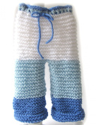 KSS Handmade Knitted Ombre Pants