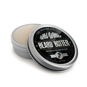 Beard Balm Conditioner For Men - Wild Willie's Beard Butter - Amazing Beard Balm with 13 Natural Locally Sourced Ingredients to Condition and Treat Your Beard or Moustache At the Same Time. Huge 60ml